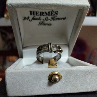 エルメス(Hermes)のエルメスリング♡(リング(指輪))