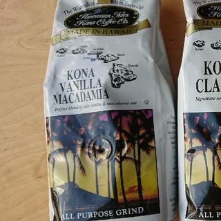 コナ(Kona)のMitsuさま専用 ハワイアンアイルズコナコーヒー 198g(コーヒー)
