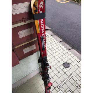 サロモン(SALOMON)のsalomon サロモン SL スラ板 155cm 155 競技モデル(板)