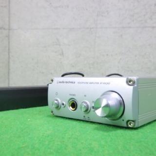オーディオテクニカ(audio-technica)の動作保証 オーディオテクニカ AT-HA26D ステレオヘッドホンアンプ (アンプ)