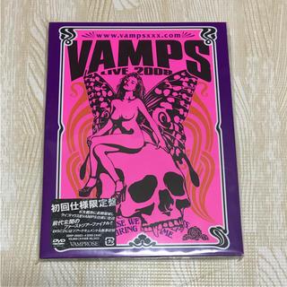 ラルクアンシエル(L'Arc~en~Ciel)のVAMPS/VAMPS LIVE 2008〈2枚組〉(ミュージック)
