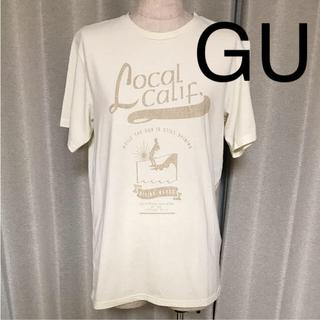 ジーユー(GU)のgu ジーユー  Tシャツ(Tシャツ/カットソー(半袖/袖なし))
