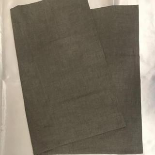 ムジルシリョウヒン(MUJI (無印良品))の無印良品 綿100%枕カバー(シーツ/カバー)