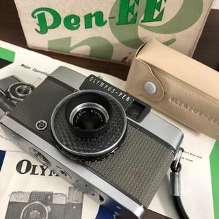 オリンパス(OLYMPUS)のコンパクト フィルム カメラ OLYMPUS PEN EE(フィルムカメラ)