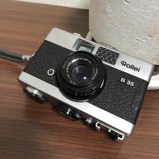 コンパクト フィルム カメラ Rollei B35(フィルムカメラ)