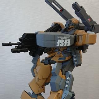 HGUC 1/144 ジェスタ・キャノン砂漠仕様(模型/プラモデル)