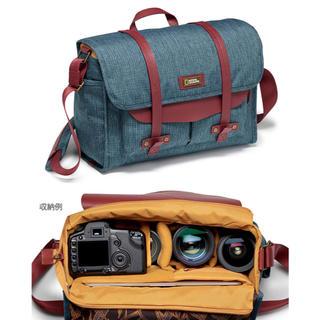 マンフロット(Manfrotto)のナショナルジオグラフィック カメラバッグ AU2450(ケース/バッグ)