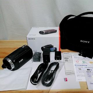 ソニー(SONY)のCXー680 ブラウン(ビデオカメラ)