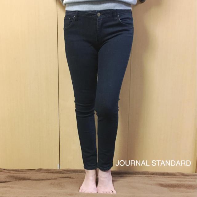 JOURNAL STANDARD(ジャーナルスタンダード)のJOURNAL STANDARD スキニーデニム レディースのパンツ(デニム/ジーンズ)の商品写真