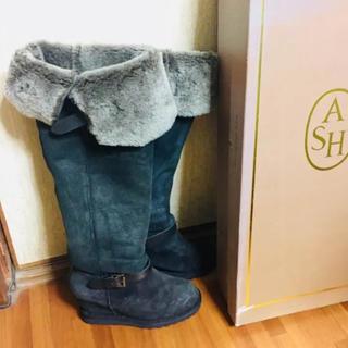 アッシュ(ASH)の❤️定価4万新品❤️ 新品 ASH ムートンブーツ ファー TOGA 系 a(ブーツ)