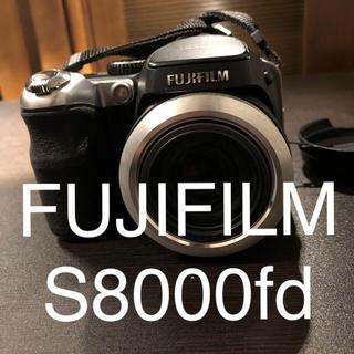 フジフイルム(富士フイルム)のFUJIFILM FinePix S8000 fd(デジタル一眼)