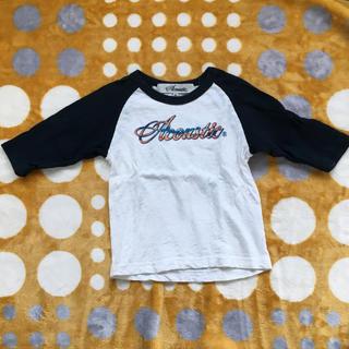 ツインズアコースティック(Twins Acoustic)の七分袖ロンT 90(Tシャツ/カットソー)