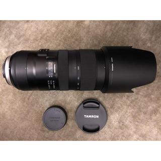 タムロン(TAMRON)のメーカーアウトレット 新品 TAMRON 70-200mm F2.8 G2 (レンズ(ズーム))