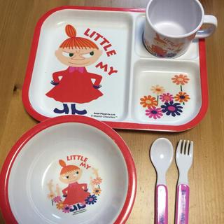 いちころ様専用  子供用 食器 セット リトルミィ(離乳食器セット)