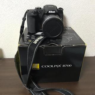 ニコン(Nikon)のNikon COOLPIX B700(コンパクトデジタルカメラ)