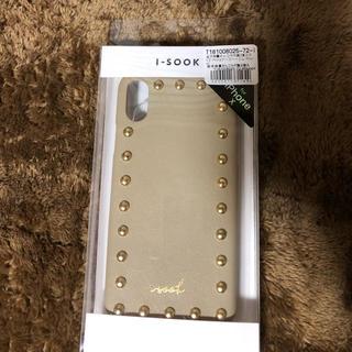 アイスー(i-SOOK)のiーSOOK iPhoneケース(iPhoneケース)