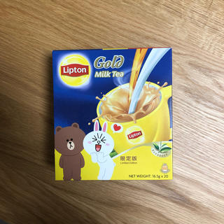 香港ミルクティー 20包 リプトン(茶)