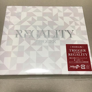 TRIGGER REGALITY アルバム 初回限定盤(アニメ)