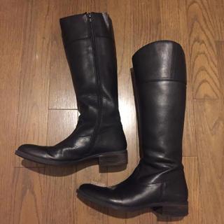 オゥバニスター(AU BANNISTER)の24.0cm♡オゥバニスターのロングブーツ(ブーツ)