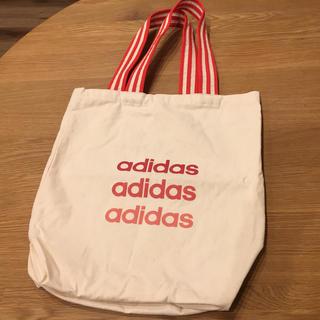 アディダス(adidas)のadidas トートバッグ 未使用品(トートバッグ)