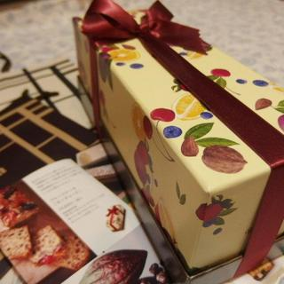 限定品 入手困難 極上 スイーツ 帝国ホテル パウンドケーキ フルーツケーキ(菓子/デザート)