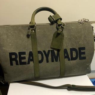 ジャムホームメイドアンドレディメイド(JAM HOME MADE & ready made)のレディメイドreadymade ボストンバッグ 18AW(ショルダーバッグ)