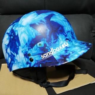 Sandbox サンドボックス ヘルメット S/M 53〜57cm 美品(その他)