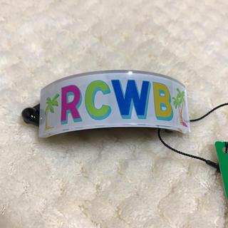 ロデオクラウンズワイドボウル(RODEO CROWNS WIDE BOWL)のロデオクラウンズ * バレッタ(バレッタ/ヘアクリップ)