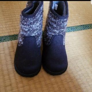 シマムラ(しまむら)のキッズ ブーツ 16センチ(ブーツ)