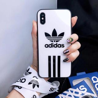 アディダス(adidas)のAdidas  アディダス スマホケース (iPhoneケース)