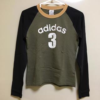 アディダス(adidas)の未使用 アディダスTシャツ(シャツ/ブラウス(長袖/七分))