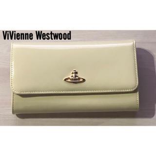 d306e8a5b5a5 ヴィヴィアンウエストウッド(Vivienne Westwood)の新品♡ヴィヴィアンウエストウッド 長財布 クリーム