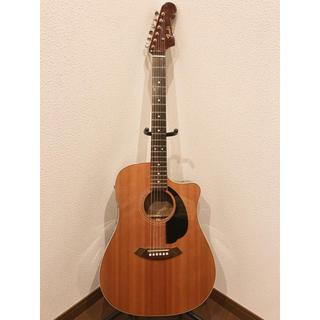 フェンダー(Fender)の【Fender】Kingman SCE NATURAL(アコースティックギター)