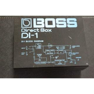 ボス(BOSS)の【BOSS】DI-1 ダイレクトボックス(エフェクター)