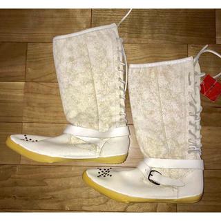 インディアン(Indian)の新品 Indian インディアン♪本革ウエスタンブーツ シューズ 靴 ミネトンカ(ブーツ)