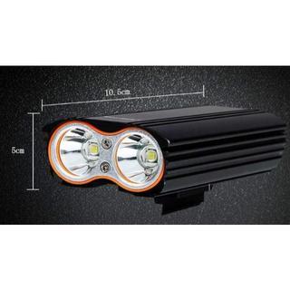 値段交渉OK!自転車用ヘッドライト ♪テールライト付き、USB充電式♪(その他)