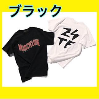 24karats - mad cyclone × 24karats コラボTシャツ