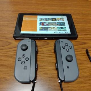 ニンテンドースイッチ(Nintendo Switch)の任天堂スイッチ ジョイコン(家庭用ゲーム機本体)
