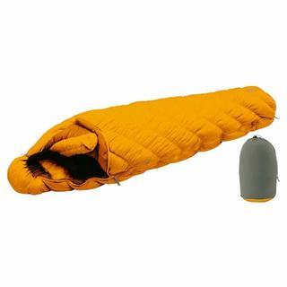 モンベル(mont bell)のモンベル ダウンハガー800 #2 サンフラワー(SUF)/LZIP 未開封新品(寝袋/寝具)