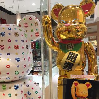 ベアブリック  招き猫弐 1000% 新品未使用