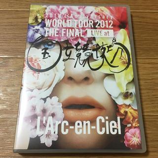 ラルクアンシエル(L'Arc~en~Ciel)のラルク 2012 THE FINAL LIVE at 国立競技場(ミュージック)