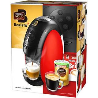 ネスレ(Nestle)のネスカフェ ゴールドブレンド バリスタ レッド(コーヒーメーカー)