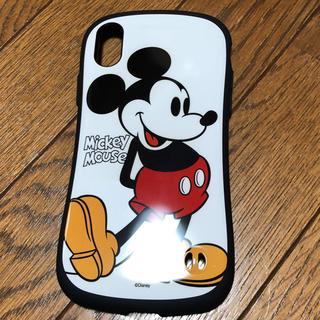 Disney - iPhone X ケース ディズニー