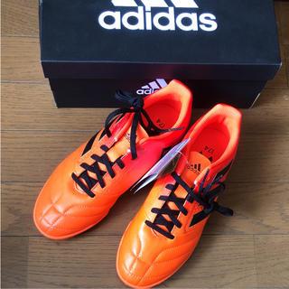 アディダス(adidas)のアディダストレーニングシューズ24.5センチ(シューズ)