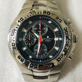 サルバトーレマーラ(Salvatore Marra)の値下げ❗️Salvatore Marraサルバトーレマーラ  センタークロノ(腕時計(アナログ))