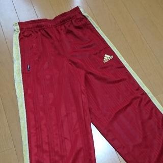 アディダス(adidas)のadidas.ジャージ.長ズボン.パンツ.キッズ.レディース(パンツ/スパッツ)