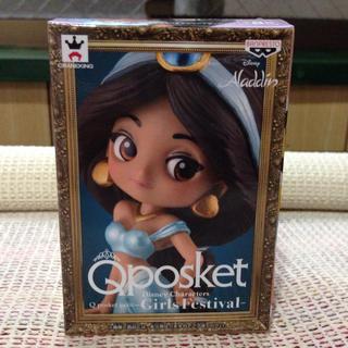 ディズニー(Disney)のディズニー【Qposket petit /ジャスミン/パールカラー】(アメコミ)