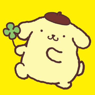 ポムポムプリン(ポムポムプリン)のサンリオ☆ポムポムプリンセット(キャラクターグッズ)