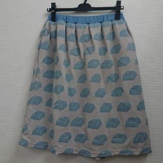 アイアムアイ(I am I)のIamI キーボード柄スカート アイアムアイインファクト(ひざ丈スカート)
