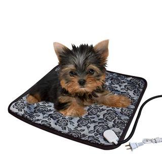 ペット用ホットカーペット 犬猫 秋冬 防寒 寒さ対策(電気毛布)